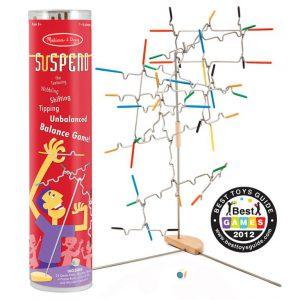 """""""סספנד"""" משחק איזון מוטות לכל המשפחה melussa& doug"""