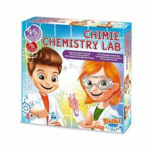 מעבדת כימיה 75 ניסויים buki france