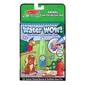 חוברת טוש המים חיות Melissa & Doug