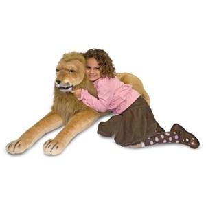בובת אריה גדולה Melissa & Doug