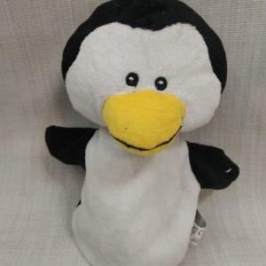 בובת כף יד פינגווין