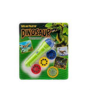 פנס מקרין שקופיות -דינוזאורים