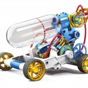 בניית מכונית מרוץ על לחץ אוויר להרכבה-buki france