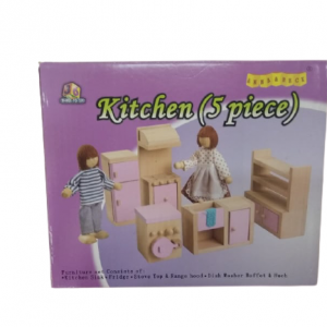 """מטבח מעץ מבית """"ANNA & BECK"""""""