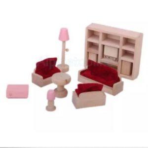 """חדר אירוח מעץ מבית """"ANNA & BECK"""""""
