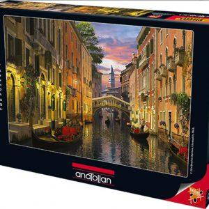"""פאזל """"ונציה עם חשכה"""" – 3000 חלקים – Anatolian"""