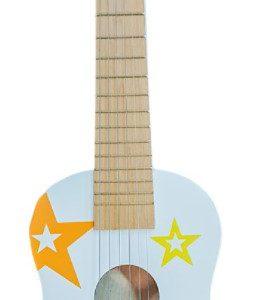 """""""גיטרה לבנה"""" מעץ"""