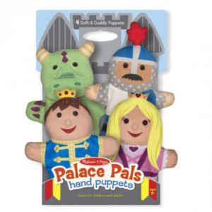 בובות כף יד ארמון  Melissa & Doug