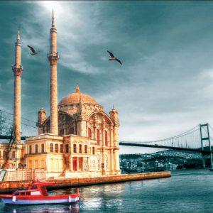 """פאזל """"מסגד אורטקוי"""" – 1000 חלקים – anatolian"""