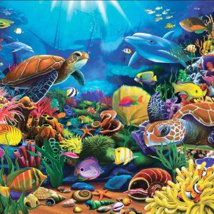 """פאזל """"ים של יופי"""" – 260 חלקים – Anatolian"""