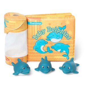 ספר אמבטיה עם דולפינים Melissa & Doug