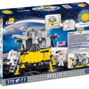 """בניה בלבנים """"חללית אפולו 11"""" COBI"""
