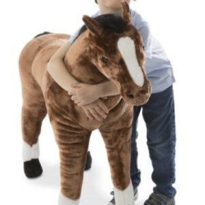 בובה סוס ענק Melissa & Doug