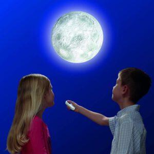 מנורת ירח עם שלט – Brainstorm
