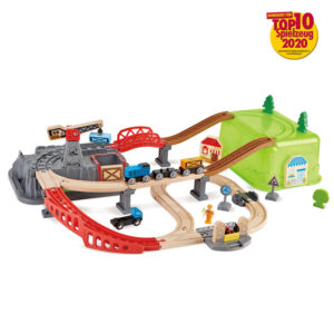סט מסילות רכבת מתקדם HAPE
