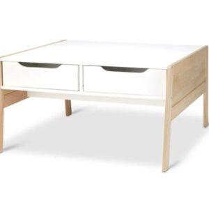 """שולחן אומנות ופעילות עם מגרות מעץ  """"Melissa & Doug"""""""