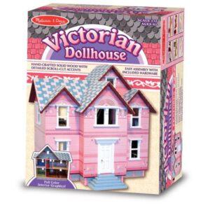 """בית בובות ויקטוריאני מעץ """"Melissa And Doug"""""""