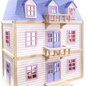 """בית בובות רב קומות """"Melissa And Doug"""""""