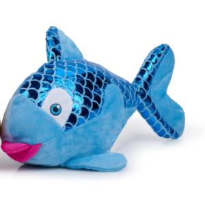 בובות כף יד דג כחול