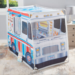 """אוהל """"פוד טראק"""" משאית אוכל לילדים Melissa & Doug"""