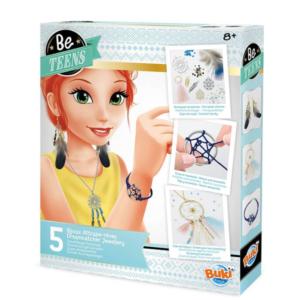 """ערכת יצירת תכשיטים לוכד חלומות """"BUKI"""", צרפת"""