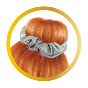 """ערכת יצירה להכנת גומיות לשיער  """"BUKI"""", צרפת"""