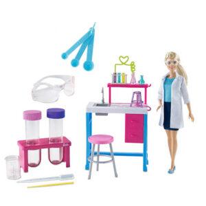 """ערכת ברבי המדענית """"Barbie"""""""